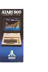 The Atari 800 Computer System