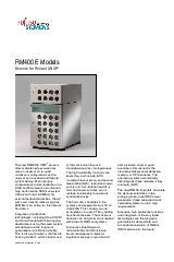RM 400 E Models