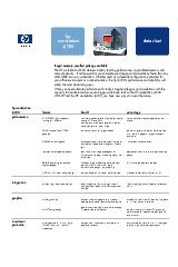 HP j6700 Unix Workstation