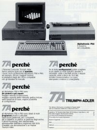 Triumph Adler (Pertec) (Royal Business Machines)