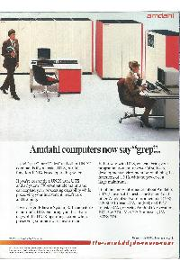 Amdahl Corp. - Amdahl computers now say