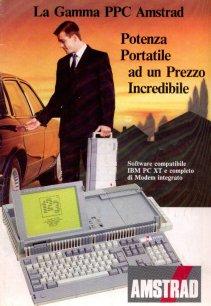La gamma PPC Amstrad
