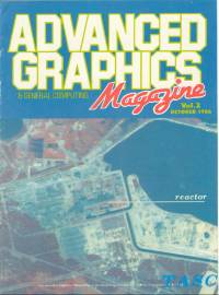 Advanced Graphics Magazine - Vol. 2 October 1986