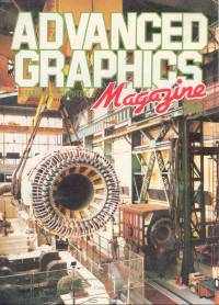 Advanced Graphics Magazine - Vol. 3 May 1987