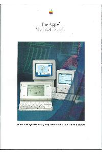 Apple Computer Inc. (Apple) - The Apple Macintosh Family
