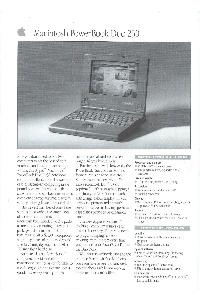 Apple Computer Inc. (Apple) - Macintosh PowerBook Duo 230