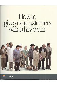 Apple Computer Inc. (Apple) - How to give your customers what they want