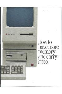 Apple Computer Inc. (Apple) - How to have more memory and carry it too.