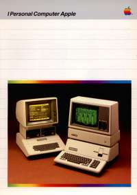 Apple Computer Inc. (Apple) - I personal computer Apple