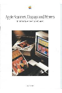 Apple Computer Inc. (Apple) - Apple Scanners, Displays and Printers