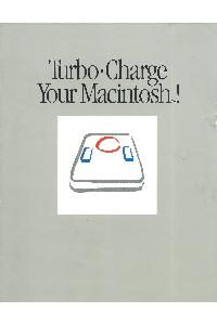 Apple Computer Inc. (Apple) - Turbo Charge Your Macintosh