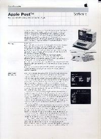 Apple Computer Inc. (Apple) - Apple Post