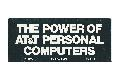 AT&T Information System - The power ot At&T Personal Computers