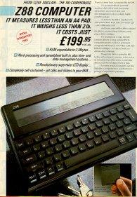 Z88 computer