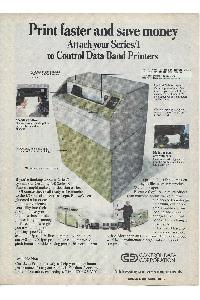 Control Data CD - Print faster and save money