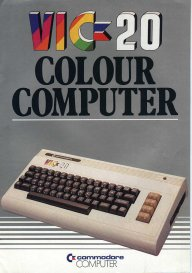 Vic 20 personal computer