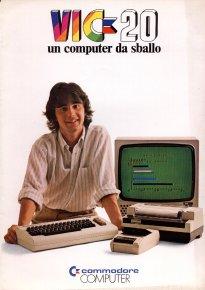 Vic 20 un computer da sballo
