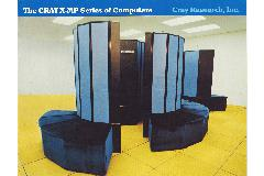 Cray Inc. - The Cray X-MP Series of computers