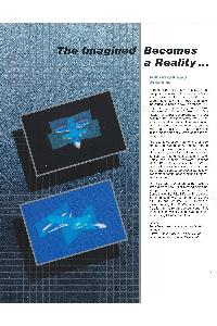 Cray Inc. - The imagined becames a reality..