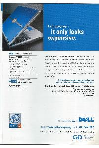 Dell (PC's Limited) - Thank goodness, it only looks exprensive