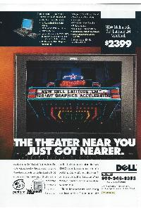 Dell (PC's Limited) - The theather near you just gor nearer