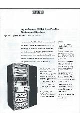 Digital Equipment Corp. (DEC) - AlphaServer 2100A low profile