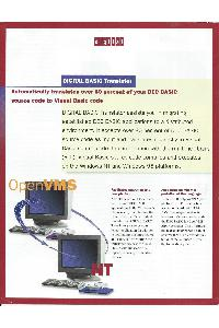 Digital Equipment Corp. (DEC) - Digital Basic Translator