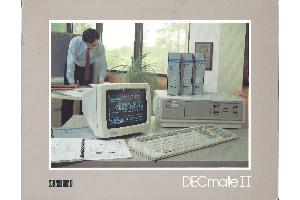 Digital Equipment Corp. (DEC) - DECmate II