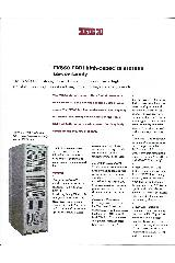 Digital Equipment Corp. (DEC) - FVS60 FDDI high capacity storage server family