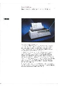 Digital Equipment Corp. (DEC) - LA424 MultiPrinter