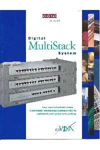 Digital Equipment Corp. (DEC) - Digital MultiStack System