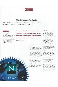 Digital Equipment Corp. (DEC) - The Netscape Navigator