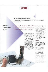 Digital Equipment Corp. (DEC) - Network Health Check