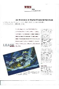 Digital Equipment Corp. (DEC) - An Overview Of Digital Financial Services