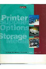 Digital Equipment Corp. (DEC) - Printers, supplies, options and storage media catalog