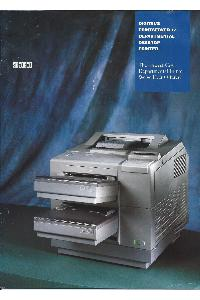 Digital Equipment Corp. (DEC) - Digital's PrintServer 17 Departmental Desktop Printer