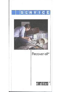 Digital Equipment Corp. (DEC) - Service Recorver-all
