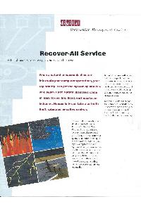Digital Equipment Corp. (DEC) - Recover-All Services