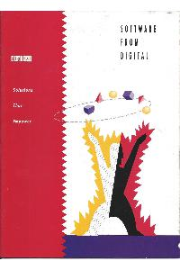 Digital Equipment Corp. (DEC) - Software from Digital
