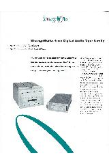 Digital Equipment Corp. (DEC) - StorageWorks 4mm Digital Audio Tape Family