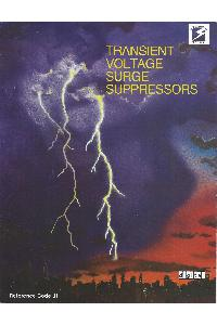 Digital Equipment Corp. (DEC) - Transient voltage surge supressors