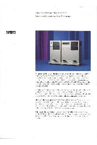 Digital Equipment Corp. (DEC) - MicroVAX 3300 and Micro VAX 3400 Systems