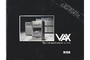 Digital Equipment Corp. (DEC) - VAX The computer family for the 1980s