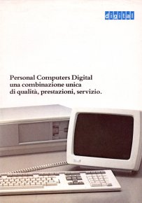Digital Equipment Corp. (DEC) - Personal computers Digital