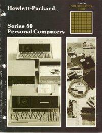 Hewlett-Packard - Series 80 Personal Computer