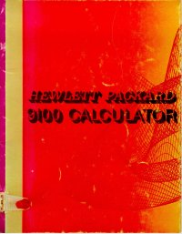 Hewlett-Packard - 9100 Calculator