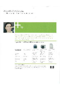 Hewlett-Packard - Upgrade Comparisons - from the HP LaserJet III To a new HP Color Printer