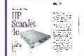Hewlett-Packard - HP ScanJet 4C technical data sheet