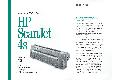 Hewlett-Packard - HP Scanjet 4S technical  data sheet