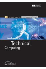 Hewlett-Packard - Technical Computing
